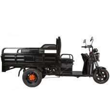 Грузовой электрический трицикл Rutrike Гибрид 1500 60V1000W, черный