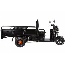 Грузовой электрический трицикл RuTrike D4 1800 60V 1200W, черный