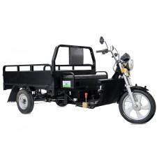 Грузовой электрический трицикл RuTrike D5 2000 60V 2000W, черный
