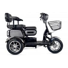 Электротрицикл RuTrike S2 V3, серый