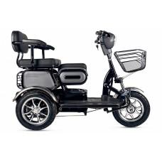Электротрицикл RuTrike S2 V3, черный