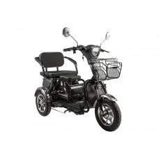 Электротрицикл RuTrike S2 V2 трансформер, серый