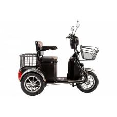 Электротрицикл RuTrike S1 V2, черный