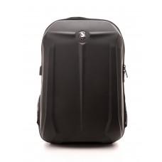 Рюкзак для ноутбука 15,6 дюйма SEASONS усиленный MSP4780 с прорезиненым жестким каркасом, черный