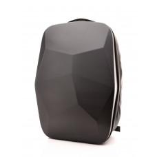 Рюкзак для ноутбука 15,6 дюйма SEASONS усиленный MSP4781  с прорзиненым жестким каркасом, черный