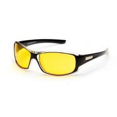 Очки для водителей SP Glasses AD046_B, черно-прозрачный