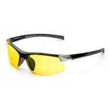 Очки для водителей SP Glasses AD057, черно-серебристый