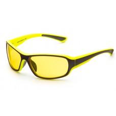 Очки для водителей SP Glasses AD058, серо-лимонный