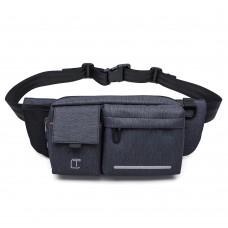 Поясная сумка TANGCOOL TC906, темно-серый