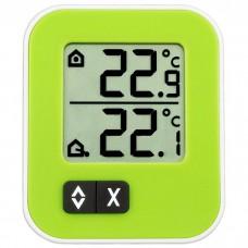 Термометр электронный, зеленый TFA 30.1043.04