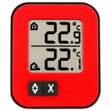 Термометр электронный, красный TFA 30.1043.05