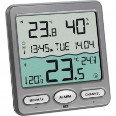 Термометр для бассейна TFA 30.3056.10 , плавающий