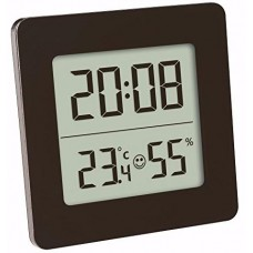 Электронный термо-гигрометр TFA 30.5038.01 c большим ЖК-дисплеем
