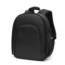 Рюкзак Tigernu T-X6007, черный с зеленым