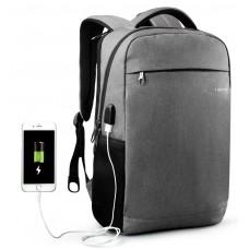Рюкзак Tigernu T-B3217, темно-серый