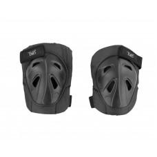 Взрослый защитный набор TNB (2 наколенника, 2 налокотника, 2 защиты кистей), черный