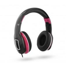 Складная гарнитура T'nB серии ON AIR, розовая