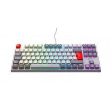 Игровая механическая клавиатура Xtrfy K4 TKL RGB, Retro
