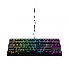 Игровая механическая клавиатура Xtrfy K4 TKL RGB, Black