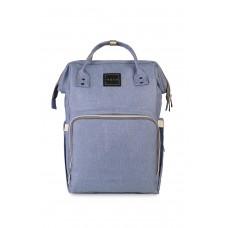 Рюкзак для мамы YRBAN MB-104, голубой