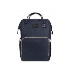 Рюкзак для мамы YRBAN MB-104, темно-синий