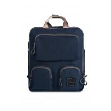 Рюкзак для мамы YRBAN MB-102, темно-синий