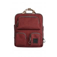 Рюкзак для мамы YRBAN MB-102, бордовый