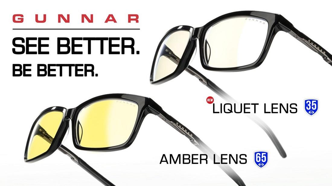 Новые линзы с революционной технологией Liquet Lens от Gunnar